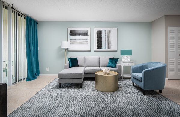 Turnberry Living Area