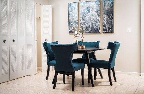 Model Apartment Dining Room