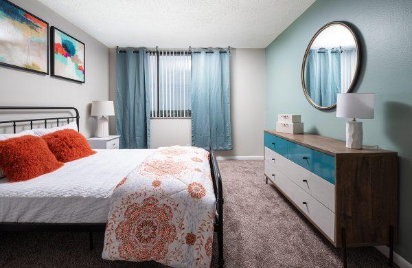 Model Apartment Bedroom 3
